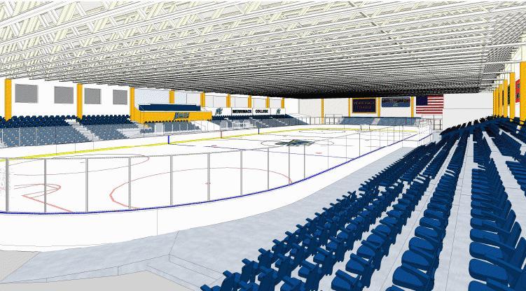 New Look Lawler Arena The Mack Report